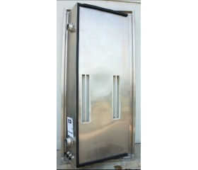 Extraction Doors for Container Fumigation