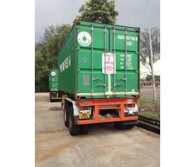 Methyl Bromide  40' Cntr (ISPM)
