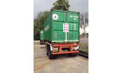 Methyl Bromide 20' Cntr (ISPM)
