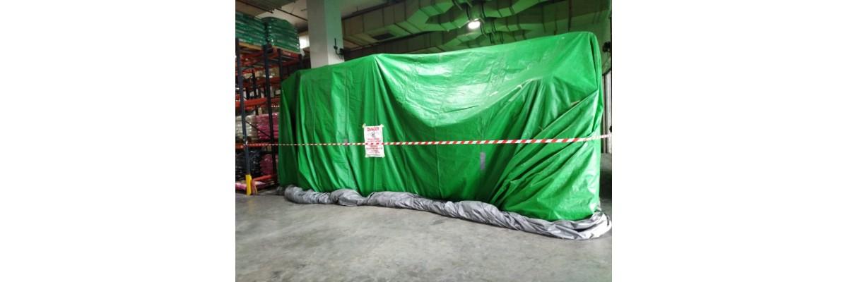 ISPM 15 Fumigation Using Methyl Bromide